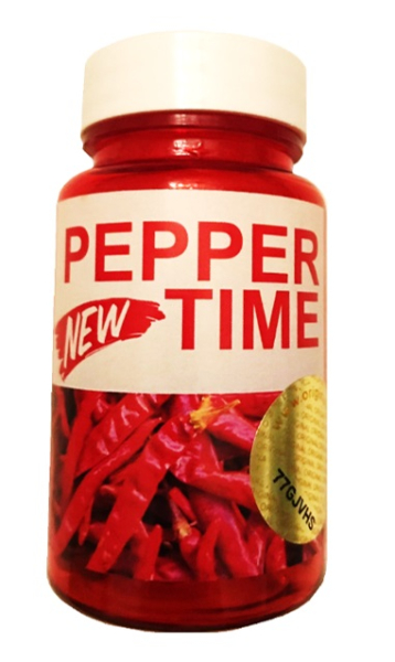 Pepper Time New - Biber Hapi